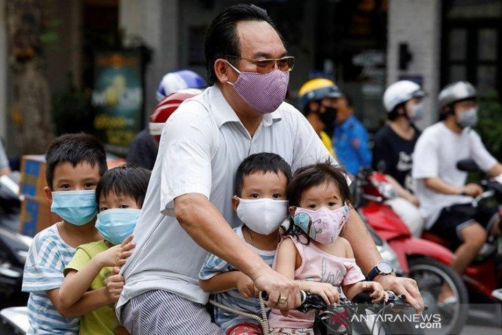 Kasus harian COVID-19 Vietnam capai rekor kedua