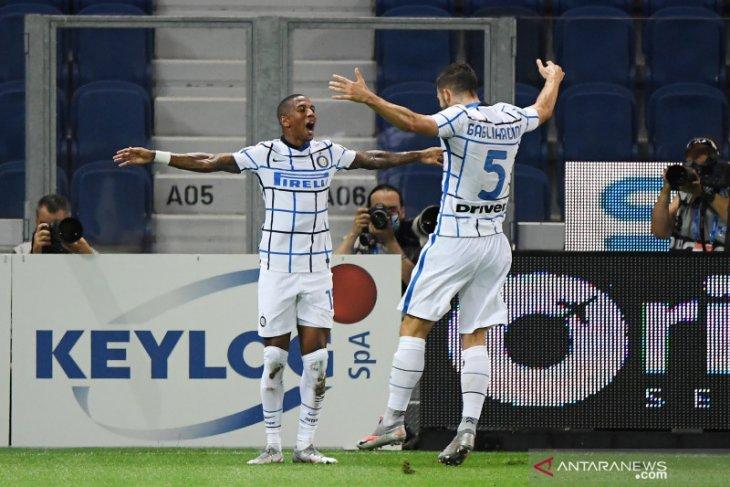 Klasemen Liga Italia usai  Inter kunci peringkat kedua