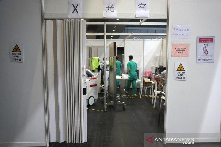 Temukan 16 hasil tes COVID-19 di Hong Kong salah, perusahaan China minta maaf