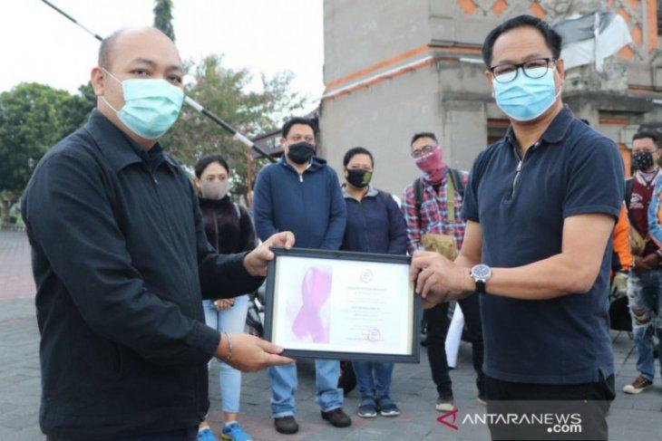 Pemkab Badung dukung kegiatan Forum Peduli AIDS