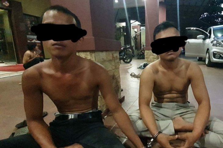 Video call mesum berujung pemerasan, dua warga Bengkulu ditangkap polisi