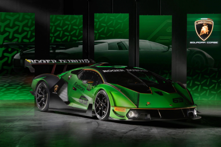 Lamborghini Essenza  SCV12,