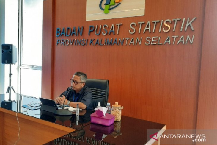 South Kalimantan records 0,27 percent deflation in July