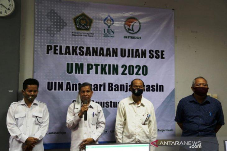 2.524 calon mahasiswa ikuti UM-PTKIN UIN Antasari Banjarmasin