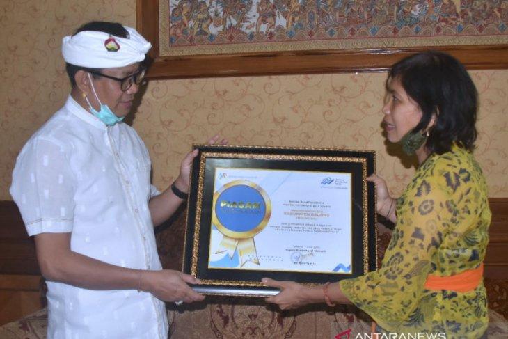 Badung raih penghargaan BPS Pusat terkait Sensus Penduduk Online
