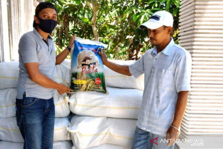 Penyaluran bantuan benih pangan saat pandemi COVID-19 tetap lancar