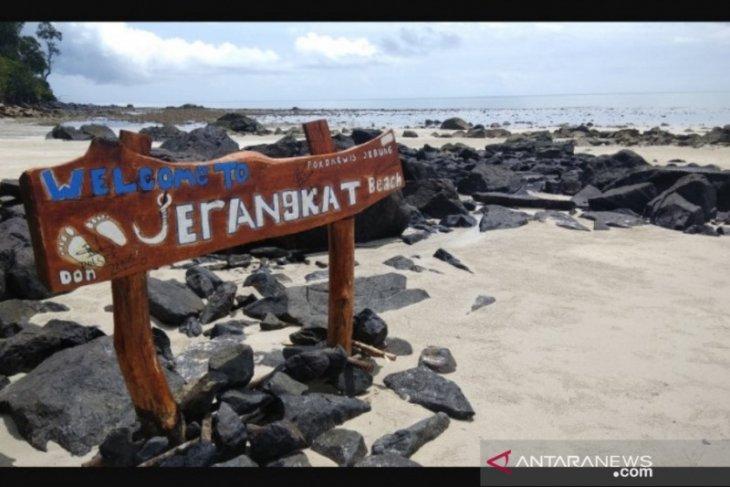Pemkab Bangka Barat proyeksikan Pantai Jerangkat sebagai destinasi pariwisata baru
