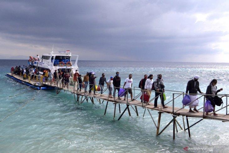 Menhub: 2022, Pelabuhan Sampalan siap beroperasi