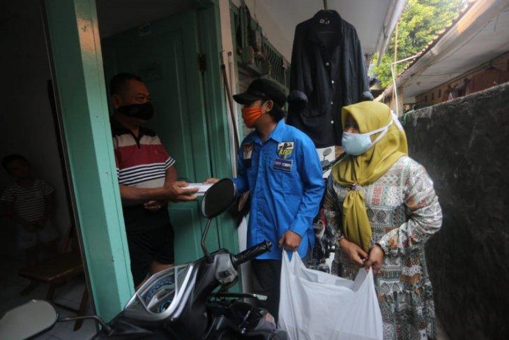 DPP KNPI buka dapur umum sejabotabek