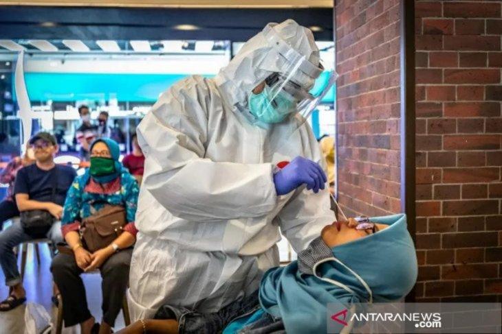 Pasien positif COVID-19 di Karawang tersisa 39 orang