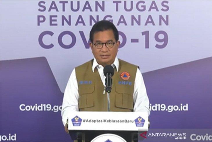 Hanya Satgas COVID-19 tentukan zona risiko daerah, Surabaya masih merah