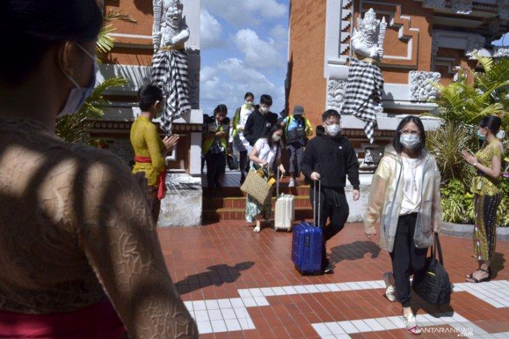 Libur Idul Adha, bandara Ngurah Rai layani 20 ribu penumpang domestik