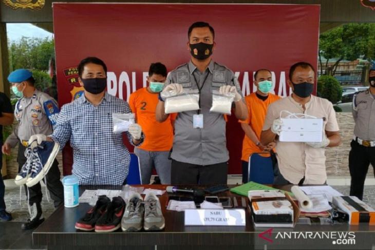 Polisi bongkar sindikat sabu dikendalikan dari LP Cipinang
