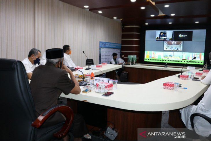 Rapat paripurna DPRD Banjar bahas APBD Perubahan 2020