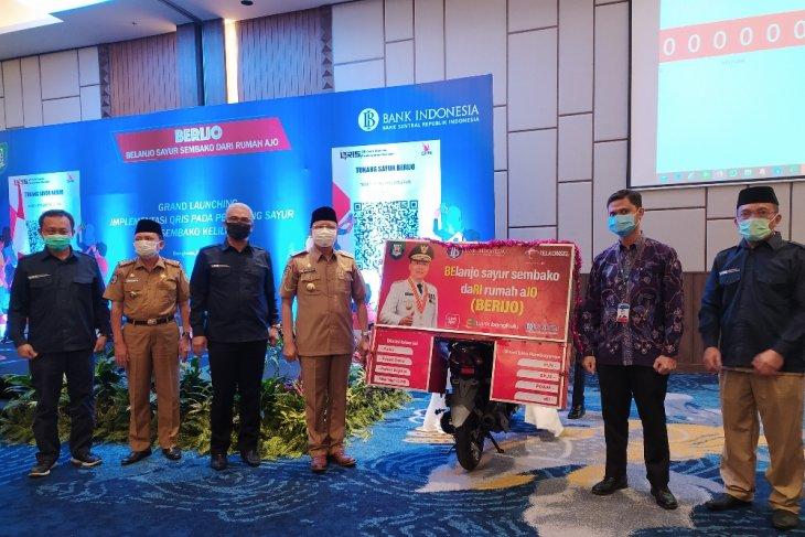 Pemprov Bengkulu jamin stok sembako aman jelang Natal dan Tahun Baru