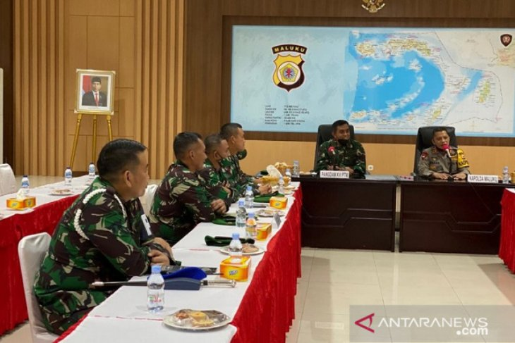 Pangdam Pattimura TNI siap bersinergi dengan Polri amankan pilkada