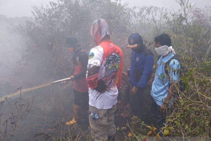 Polisi Mukomuko gencarkan sosialisasi cegah karhutla