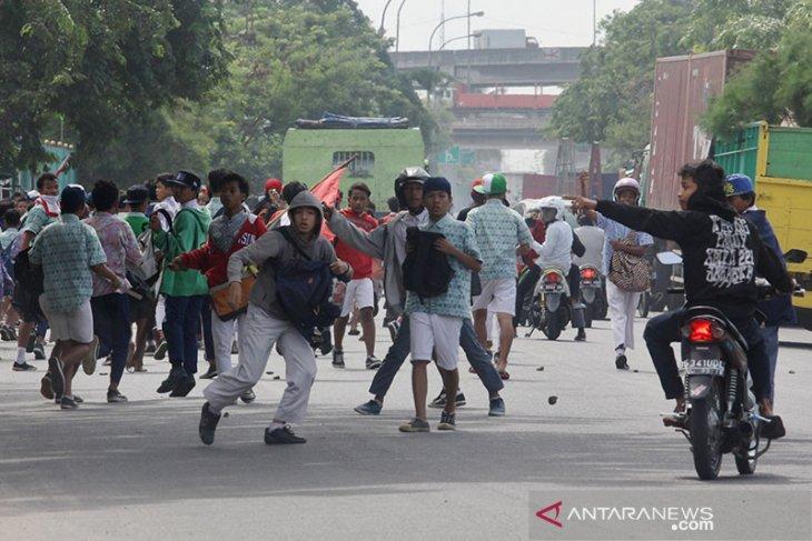Tawuran antarpelajar SMK di Sukabumi kembali telan korban