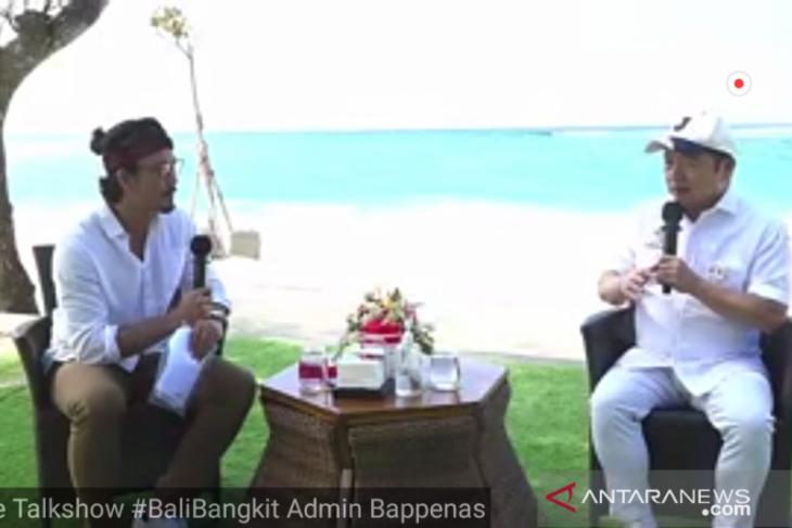 Menteri PPN: Bali sudah aman dikunjungi wisatawan