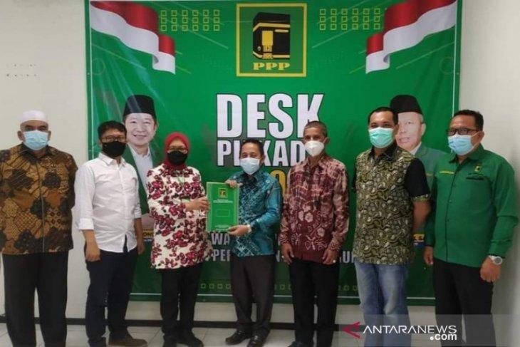 Mengarah menjadi koalisi besar, pasangan Sabil kembali terima SK DPP PPP