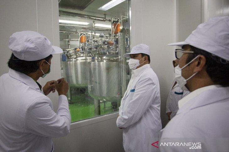 Erick Thohir: Biofarma mampu produksi 250 juta vaksin COVID pada 2021