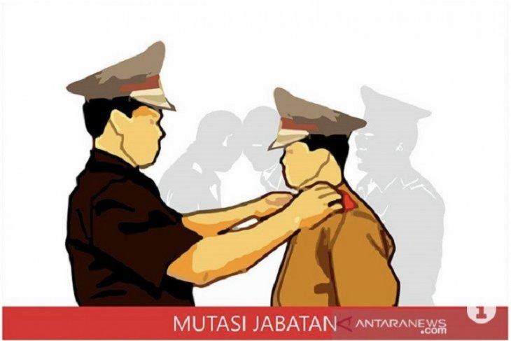 Sejumlah Pejabat Utama Polda Jatim dimutasi
