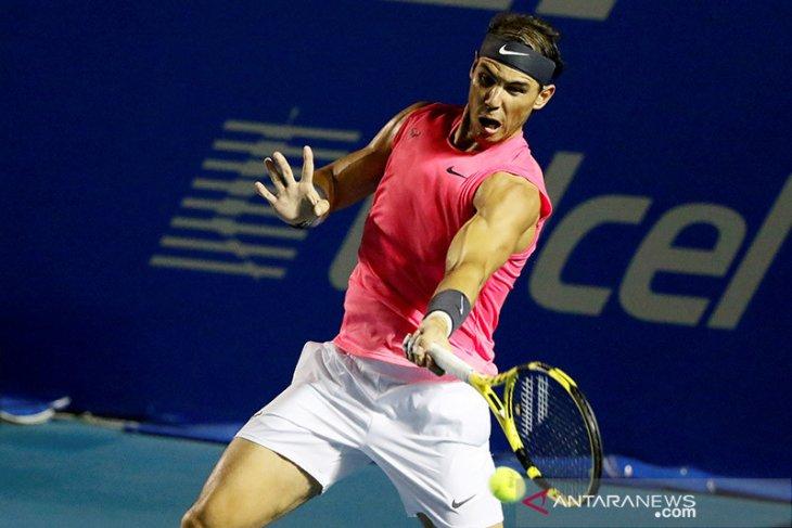 Rafael Nadal bertekad tampil di French Open