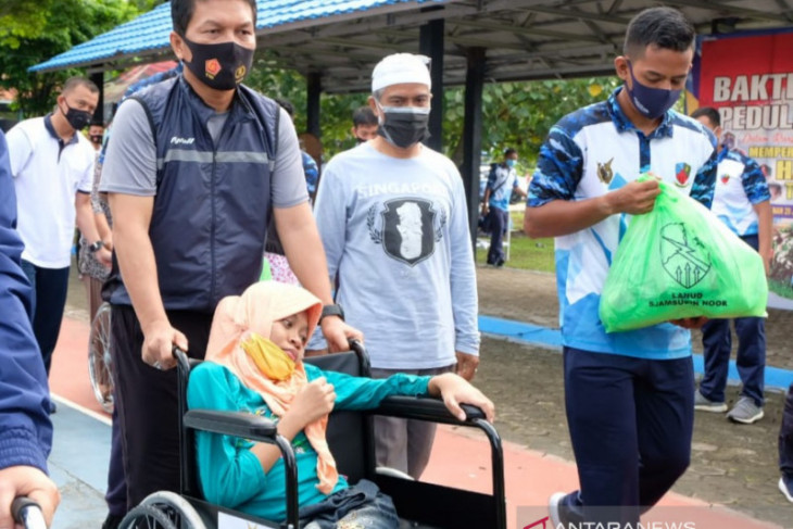 Kapolda Kalsel: Soliditas TNI-Polri bantu masyarakat