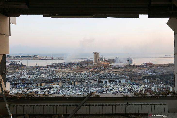 Uni Eropa menerjunkan tim SAR ke Beirut
