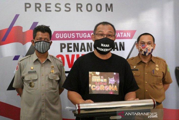 Plt Wali Kota Medan Akhyar Nasution terpapar COVID-19