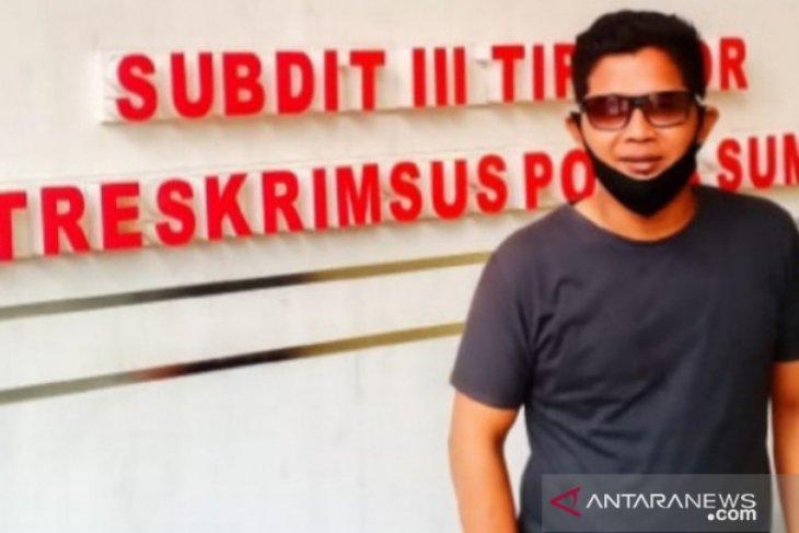 Wahapi-Kompak Tanjungbalai resmi beri keterangan ke penyidik Tipidkor Ditreskrimsus Polda Sumut