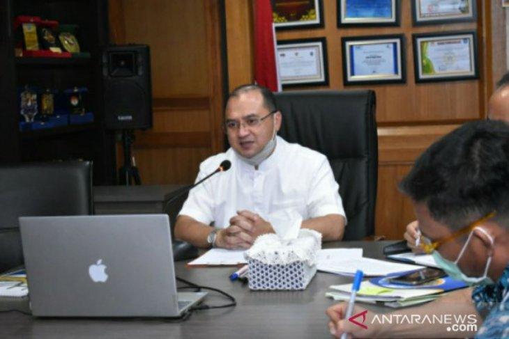 Gubernur Erzaldi singgung beberapa hal dalam diskusi dengan Satgas Korsupgah KPK