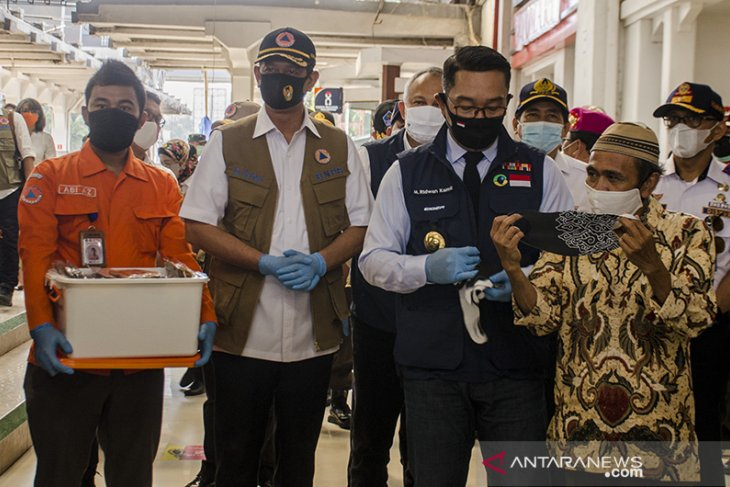 Kunjungan kerja Kepala BNPB di Bandung