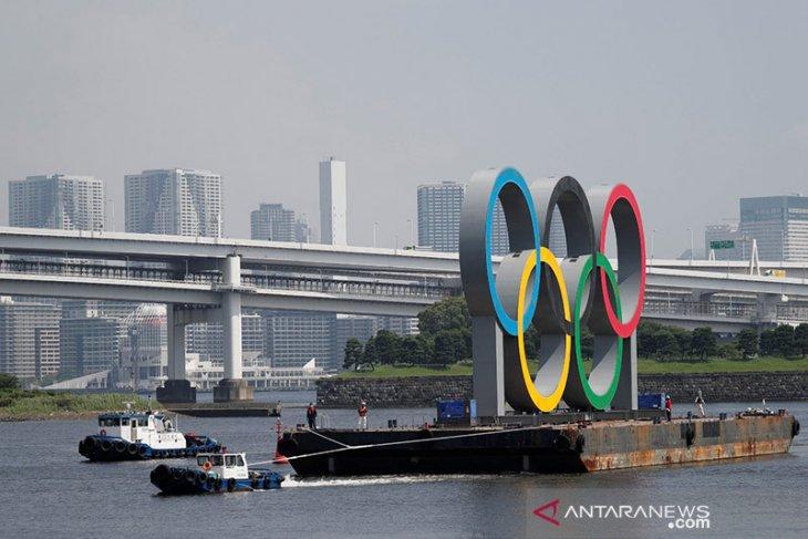 Jadwal relay obor Olimpiade tahun depan disesuaikan jadwal