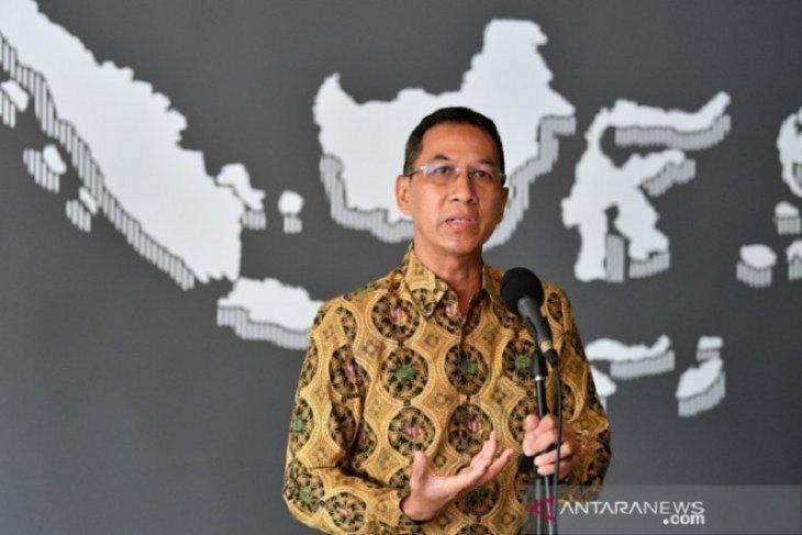 Hanya ada 8 Paskibraka saat upacara kemerdekaan di Istana Kepresidenan