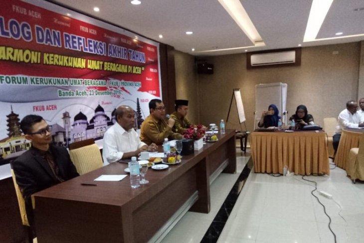 FKUB nyatakan Aceh provinsi paling toleran