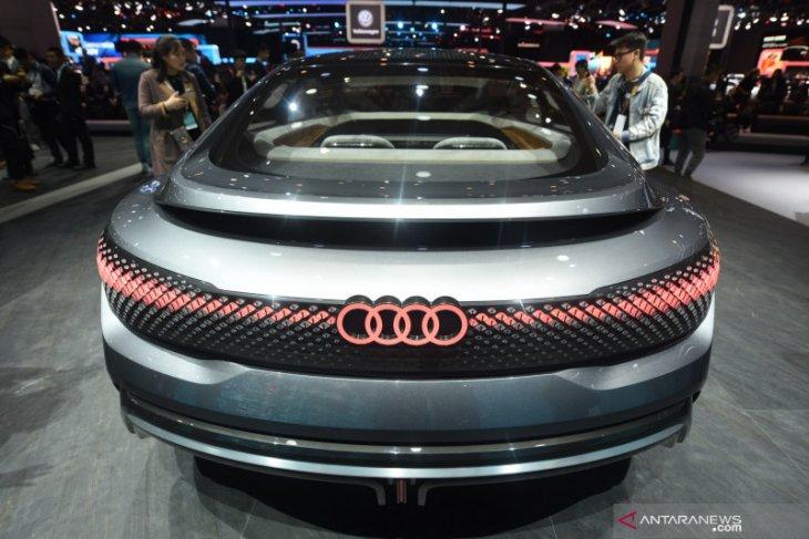 Empat mantan manajer Audi terseret skandal diesel