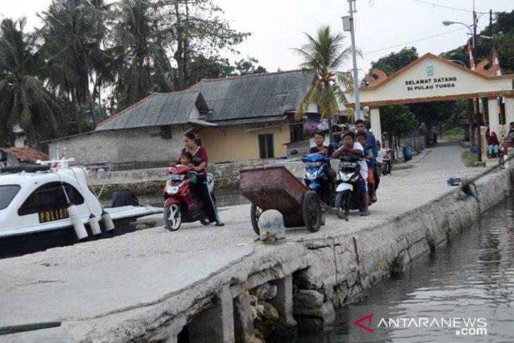 Pulau tunda krisis listrik, Wagub: Sudah disampaikan ke dinas terkait