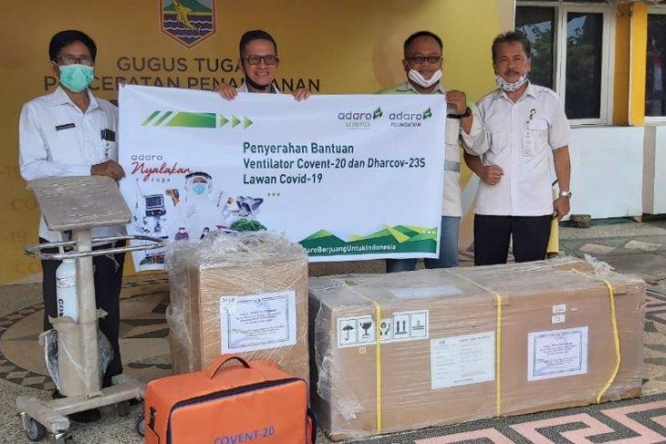 PT Indonesia Bulk Terminal bantu ventilator untuk Pemkab Kotabaru