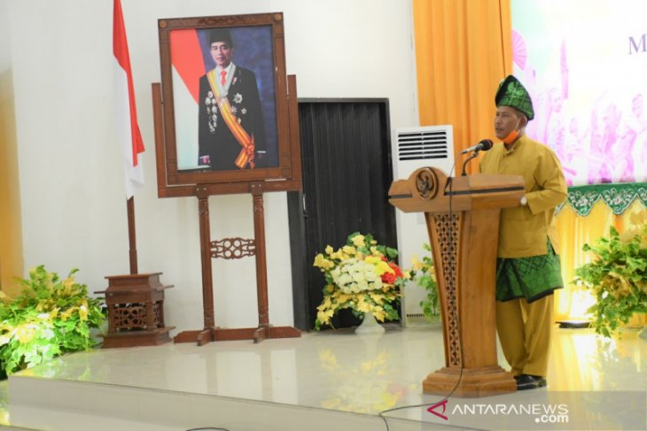 Bupati Kayong Utara sebut pengembangan budaya tanggung jawab bersama