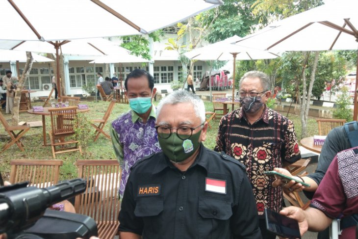 Hanif ready to encourage South Kalimantan's reforestation program to national level