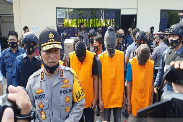 Kapolda Kalsel:  Semangat Polri berantas narkoba