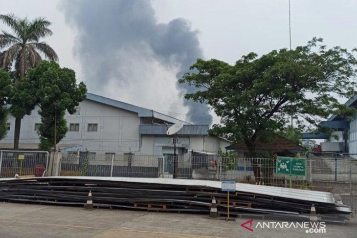 Penyebab kebakaran pabrik di Sentul Bogor sedang diselidiki polisi
