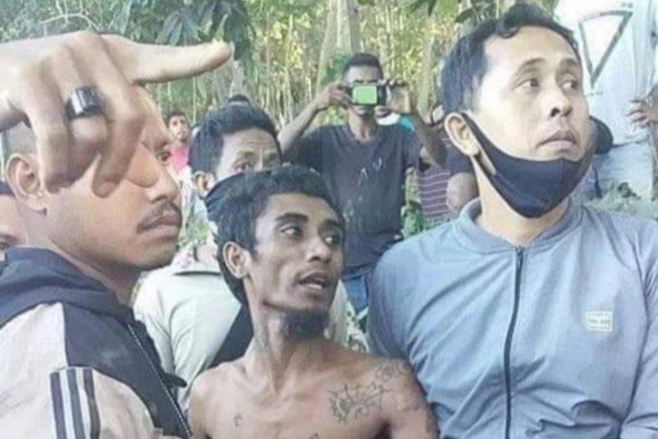 Seorang ayah pembunuh  dua anak kandung di Pulau Adonara terancam hukuman mati