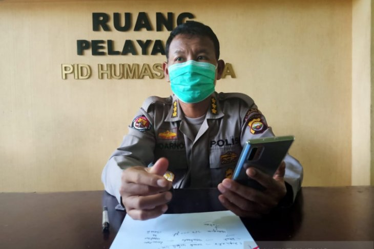 Hari pertama Operasi Antik 2020, Polda Bengkulu tangkap 15 pengedar narkoba