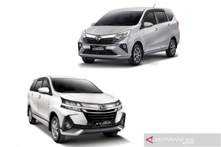 Daihatsu jual 554 mobil secara daring dalam waktu satu jam