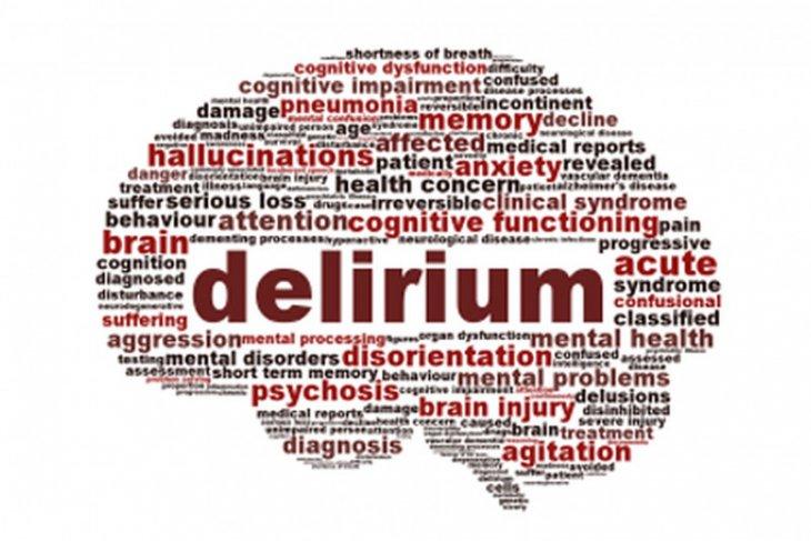 Mengupas delirium, penyakit bingung  mendadak