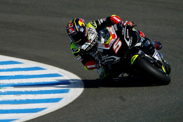 Zarco merebut pole position di MotoGP Ceko