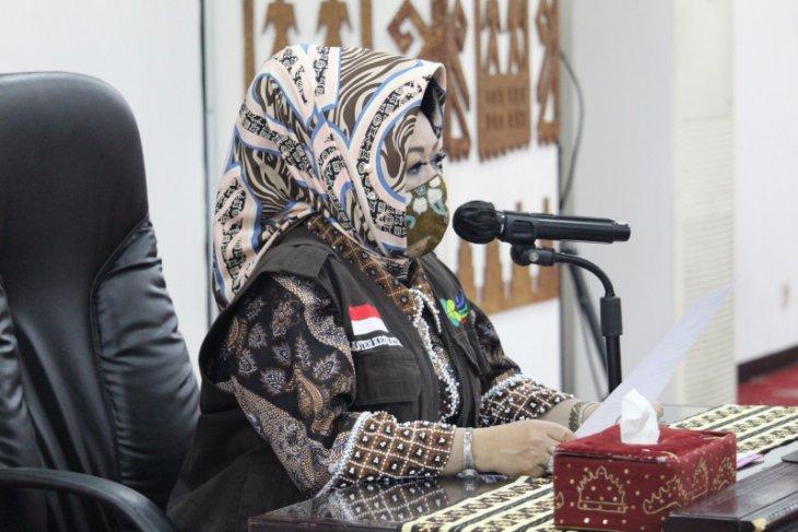 Jumlah kasus positif COVID-19 Lampung bertambah 4 menjadi 307 orang
