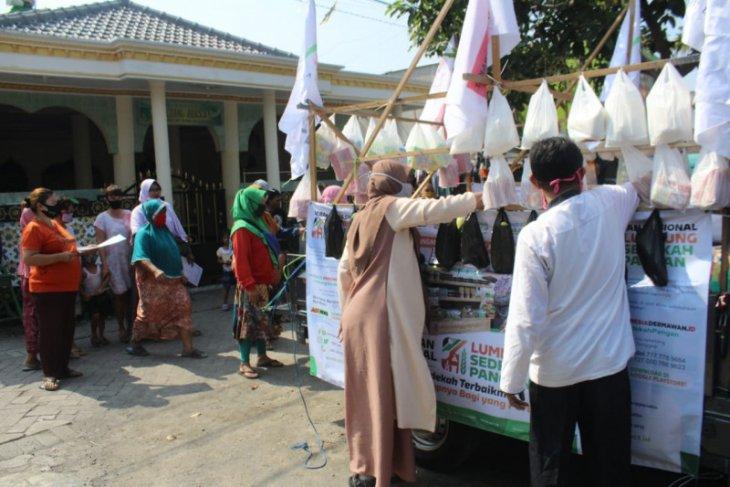 ACT Jatim salurkan 1.000 ton beras untuk sedekah pangan